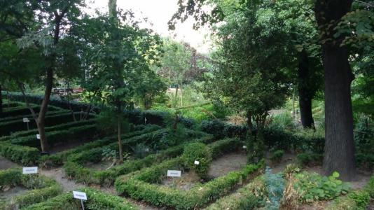 Alfred Heilbronn Botanical Garden