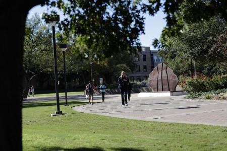 Abilene University grounds