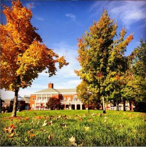 Elon University - fall