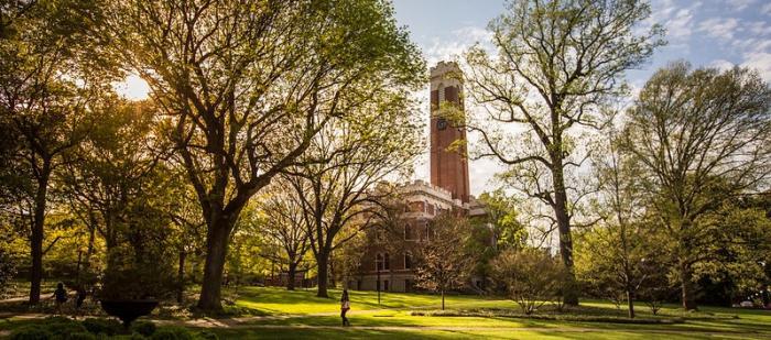 Vanderbilt University arboretum