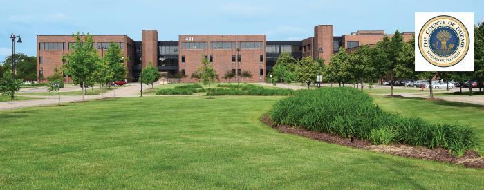 DuPage County Campus Arboretum