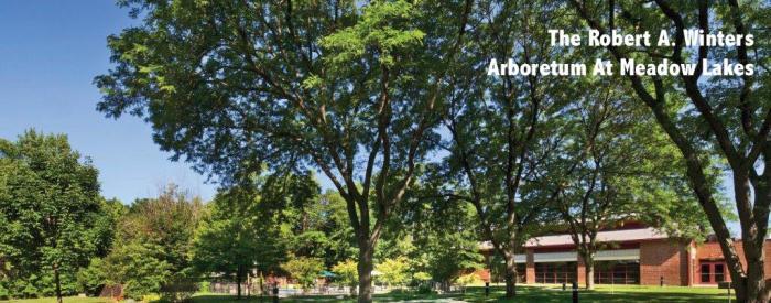Robert A. Winters Arboretum