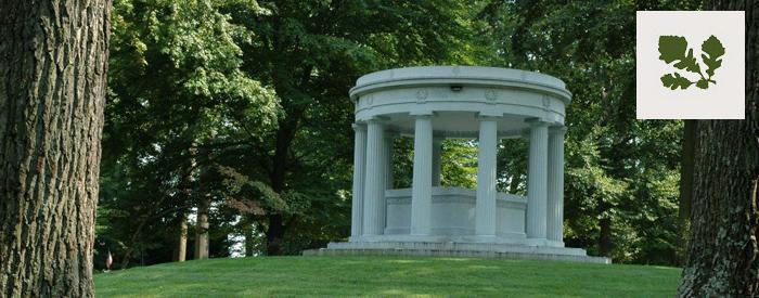 The Dawes Arboretum grounds