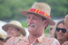 Chipper Wichman NTBG President & Director