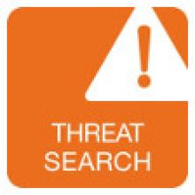 Threat search
