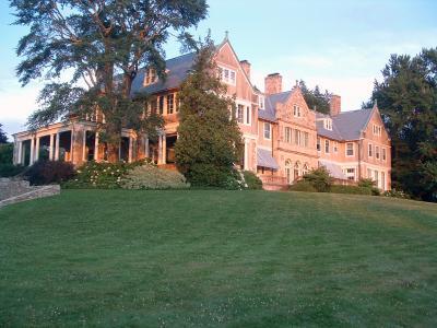 Blithewold Mansion