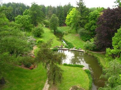 Dendrologicka zahrada
