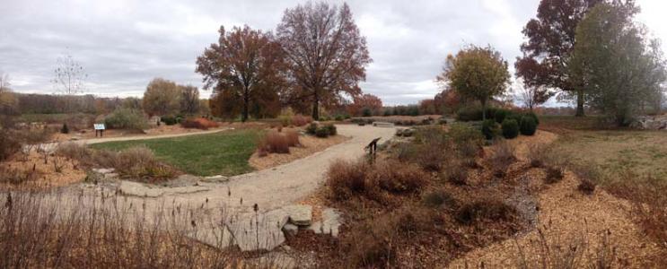 Stephen's Lake Park Arboretum