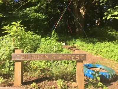 Althouse Arboretum Childrens Forest