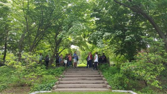 Mary M.B. Wakefield Arboretum