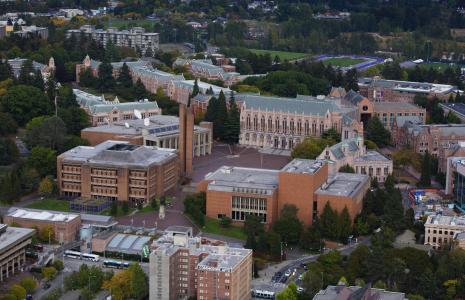 University of Washinton Campus