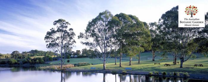 The Australian Botanic Garden Mount Annan